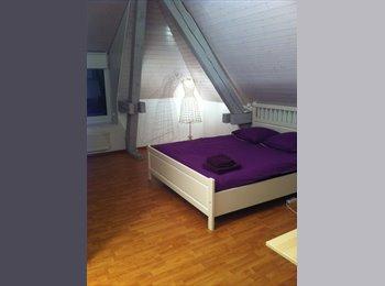 EasyWG CH - chambre meublée et grand espace de vie - Le Locle, Neuchâtel / Neuenburg - 500 CHF / Mois
