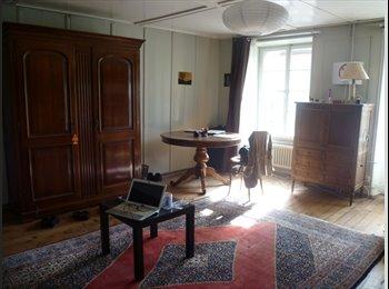 EasyWG CH - Sous-location chambre été 2015 (juillet-août) - Val-de-Ruz, Neuchâtel / Neuenburg - 550 CHF / Mois