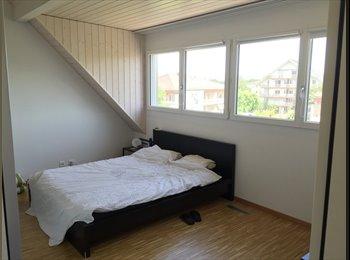 EasyWG CH - Chambre à louer dans grand appartement - Lausanne, Lausanne - 1150 CHF / Mois