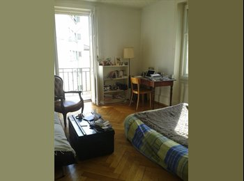 EasyWG CH - Sous location chambre cocooning - Lausanne, Lausanne - 570 CHF / Mois