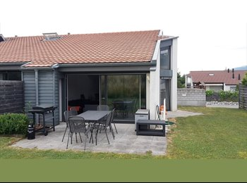 EasyWG CH - Colocation pour appartement - Bulle, Gruyère - Greyerz - 750 CHF / Mois