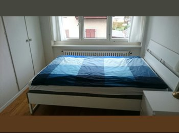EasyWG CH - 5 weeks room available furnished in a shareflat - Hongg-Wipkingen - 10. Bezirk, Zürich / Zurich - 1000 CHF / Mois