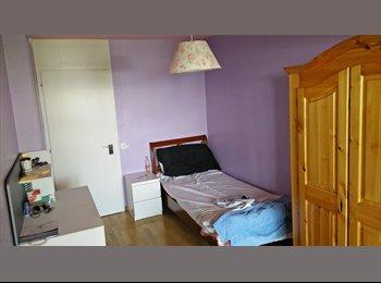 EasyWG CH - Chambre à louer dans 3.5 pièce - Lausanne, Lausanne - 600 CHF / Mois