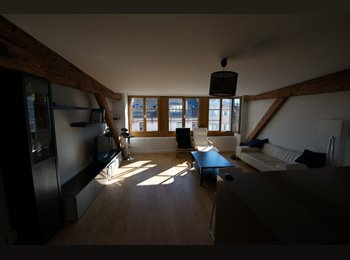 EasyWG CH - Cosy appartment next to Cornavin station - Paquis - Nation, Genève / Genf - 1 500 CHF / Mois