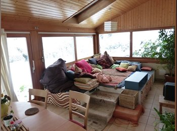 EasyWG CH - Shared house in nature close to Lausanne, Lausanne - 850 CHF / Mois