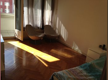 EasyWG CH - Room available in Servette, Genève - 1000 CHF / Mois