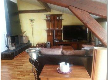 EasyWG CH - Appartement meublé  en attique, centre ville avec vue sur le lac - idéal pour 2-4 personnes - Lausanne, Lausanne - 1450 CHF / Mois
