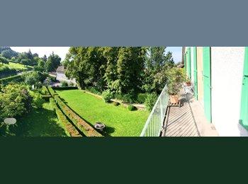 Chambre en colocation à Jouxtens-Mézery