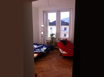 EasyWG CH - Chambre dans magnifique appart. - Bulle, Gruyère - Greyerz - 650 CHF / Mois