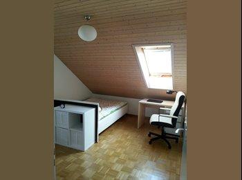 EasyWG CH - Chambre meublée -- 15min de l'EPFL/Unil -- de suite - Lausanne, Lausanne - 1050 CHF / Mois