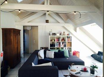 Chambre en colocation au centre de Lausanne