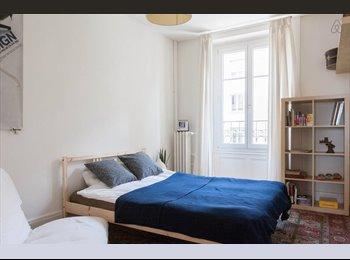 Avenue de France - Chambre meublée dans joli appart