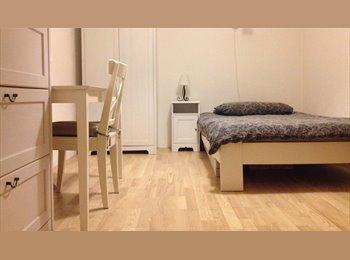 EasyWG CH - Chambre avec salle de bain privée  dans villa , Lausanne - 720 CHF / Mois