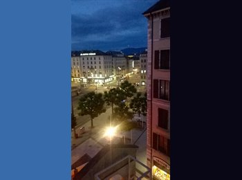 EasyWG CH - 2 chambres meublées rue Necker disponibles immédiatement, Genève / Genf - 1000 CHF / Mois