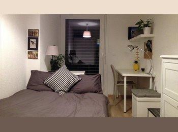 EasyWG CH - Belles chambres dans magnifique appartement à louer du 1er  juillet au 15 septembre (ou au 31 août) , Lausanne - 800 CHF / Mois