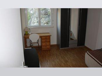 EasyWG CH - Belle chambre au centre-ville, endroit calme, Sion - 650 CHF / Mois