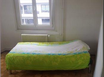 EasyWG CH - Chambre dans une colocation à Malley pour Aout->Spetembre, Lausanne - 565 CHF / Mois