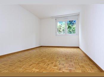 EasyWG CH - Chambre disponible dans un bel appartement, Lausanne - 980 CHF / Mois