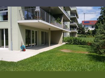 EasyWG CH - Chambre meublée dans un appartement neuf, Prilly - 1450 CHF / Mois
