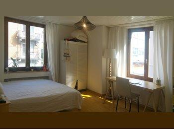 EasyWG CH - Cozy room in 2-WG in Wipkingen, Zürich - 950 CHF / Mois