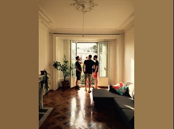 EasyWG CH - Bright room in shared flat in Lausanne Sous Gare, Lausanne - 900 CHF / Mois