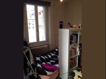 EasyWG CH - Petite chambre dans grande coloc' à sous-louer pendant nov. 2016, Fribourg - 424 CHF / Mois