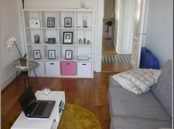 EasyWG CH - Charmant appartement à sous louer , Vevey - 1600 CHF / Mois