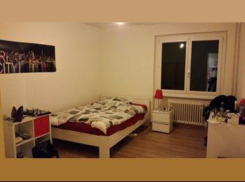 Big room to rent - 49 lessingstrasse - 8002 Zurich
