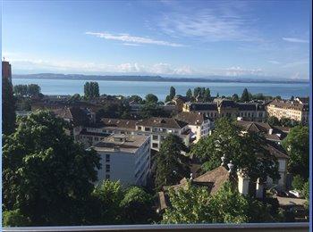 EasyWG CH - Chambre à Neuchâtel, calme, près de la gare, université, centre-ville , Neuchâtel - 700 CHF / Mois