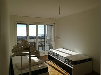 EasyWG CH - CHAMBRE VUE LAC LUMINEUSE LAUSANNE CENTRE, Lausanne - 850 CHF / Mois