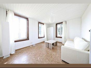 EasyWG CH - Magnifique colocation de 4 chambres / 2 salles de bains / Jardin, Lausanne - 805 CHF / Mois