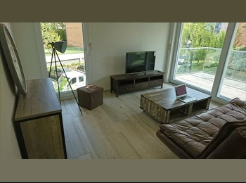 EasyWG CH - 3 magnifiques chambres dans bel appartement neuf, Lausanne - 990 CHF / Mois