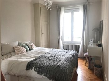 GENEVA CENTER - ROOM SUBLET JUNE-SEPT IN A 4.5 FURNISHED...
