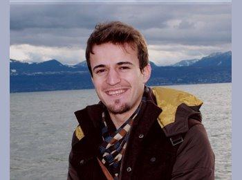 EasyWG CH - Alban Maksutaj  - 25 - Switzerland