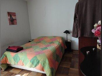 CompartoDepto CL - Habitación Grande en Metro Pedro de Valdivia - Providencia, Santiago de Chile - CH$ 0 por mes