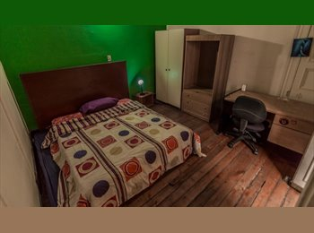 Room for student, expat, travellers, Barrio Brasil