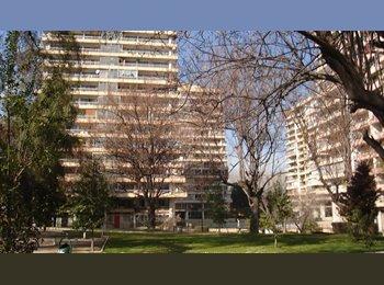 Arriendo Habitación Amoblada en Las Condes