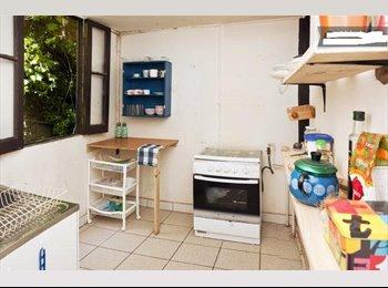CompartoDepto CL - Arriendo habitación amplia y luminosa, c° alegre/concepción, Valparaíso - CH$ 0 por mes