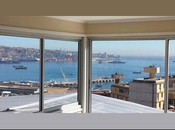 CompartoDepto CL - Hosting Baron/Hospedaje Baron (Los Barones), Valparaíso - CH$ 0 por mes