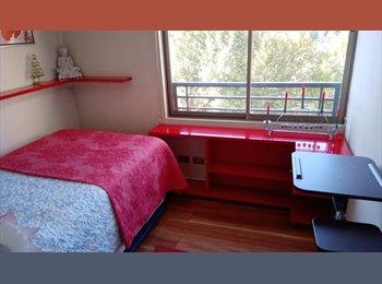 Habitaciones Luminosas  con baño privado