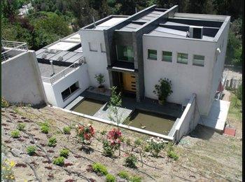 CompartoDepto CL - habitacion amoblada en hermosa y luminosa casa - Los Condes, Santiago de Chile - CH$ 0 por mes