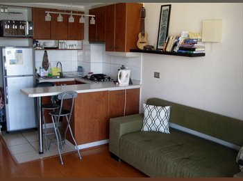 Moderno Departamento 1 Dormitorio
