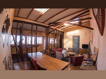 CompartoDepto CL - house with great exterior areas - Valparaíso, Valparaíso - CH$ 175 por mes