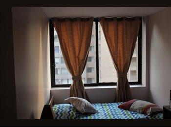 CompartoDepto CL - Arriendo Céntrica Habitación - Santiago Centro, Santiago de Chile - CH$ 0 por mes