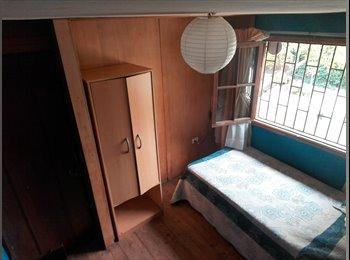 habitaciones en depto en segundo piso en arriendo