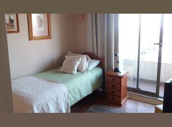 CompartoDepto CL - Arriendo Acogedora Habitacion-Excelente Ubicacion, Los Angeles - CH$ 0 por mes