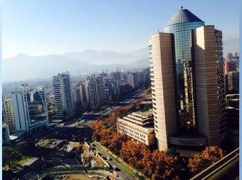 CompartoDepto CL - Arriedo Departamento - Los Condes, Santiago de Chile - CH$ 0 por mes