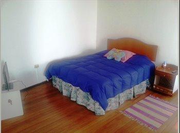 CompartoDepto CL - Habitación amoblada, disponible desde Julio 2015 - Valparaíso, Valparaíso - CH$ 0 por mes