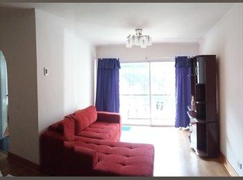 CompartoDepto CL - Arriendo habitaciones amobladas - Santiago Centro, Santiago de Chile - CH$ 0 por mes