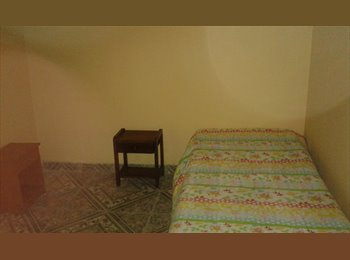 Habitaciones amobladas y confortables